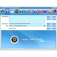 Magic Video Capture/Convert/Burn Studio screenshot